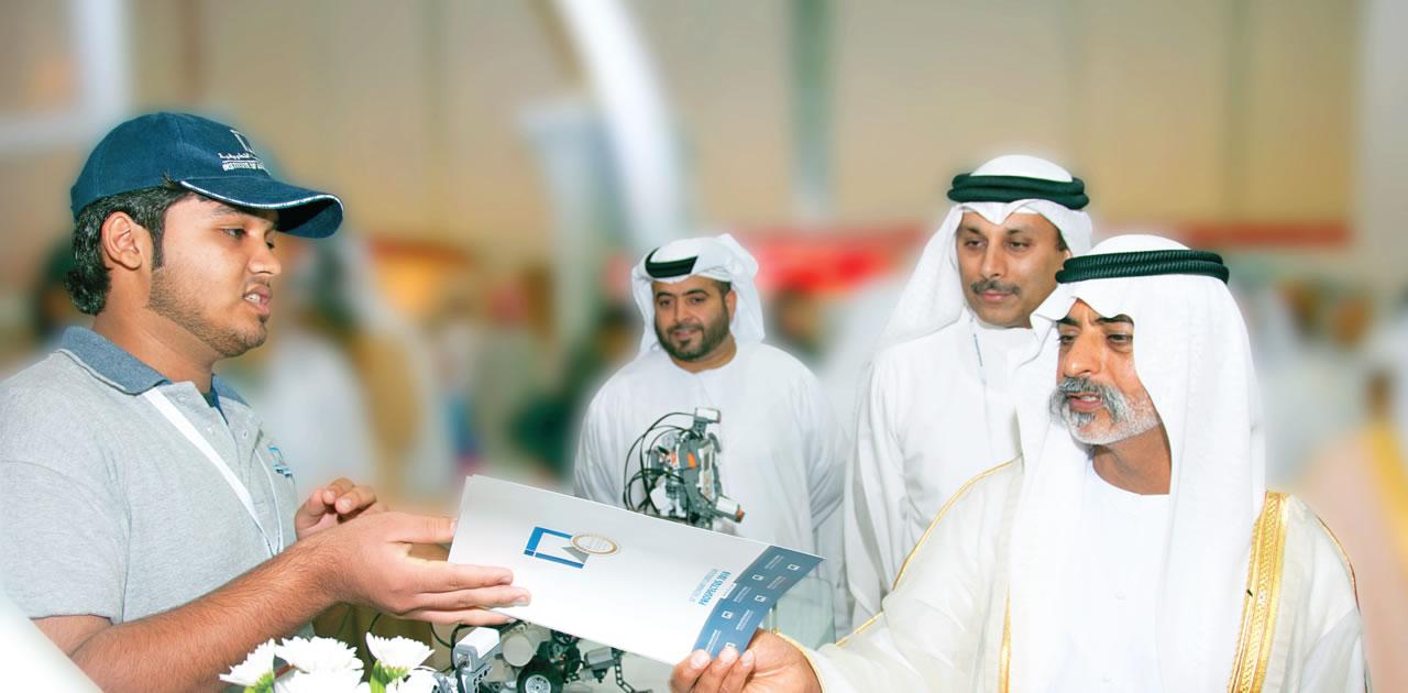 Sheik Visit